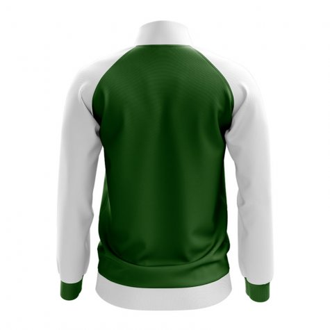 Suriname Concept Football Track Jacket (Green)