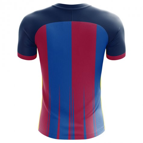 2018-2019 Barcelona Fans Culture Home Concept Shirt - Little Boys