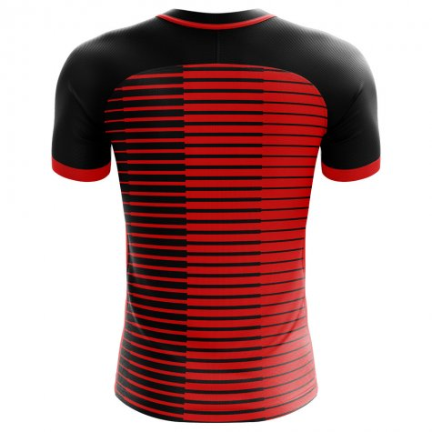 2018-2019 Newells Old Boys Fans Culture Home Concept Shirt (Torres 18) - Womens