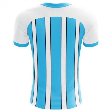 2018-2019 Racing Club Fans Culture Home Concept Shirt - Baby