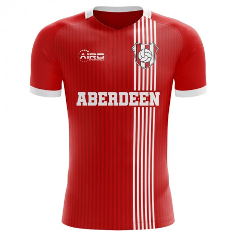 2020-2021 Aberdeen Home Concept Football Shirt (Ferguson 19)