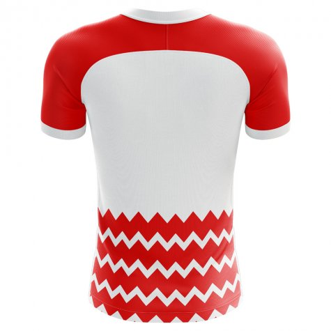 2019-2020 Argentinos Juniors Home Concept Football Shirt - Womens