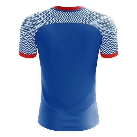 2020-2021 Valerenga Home Concept Football Shirt - Kids