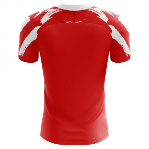 2019-2020 Deportivo Toluca Home Concept Football Shirt