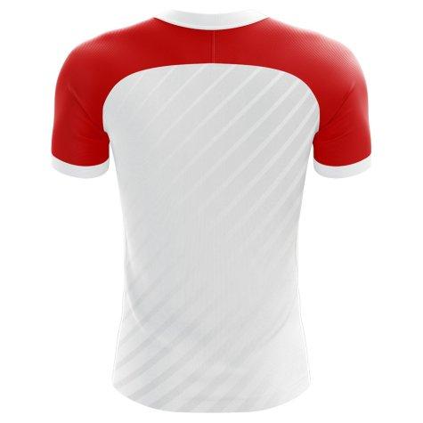 2020-2021 Leipzig Home Concept Football Shirt - Little Boys