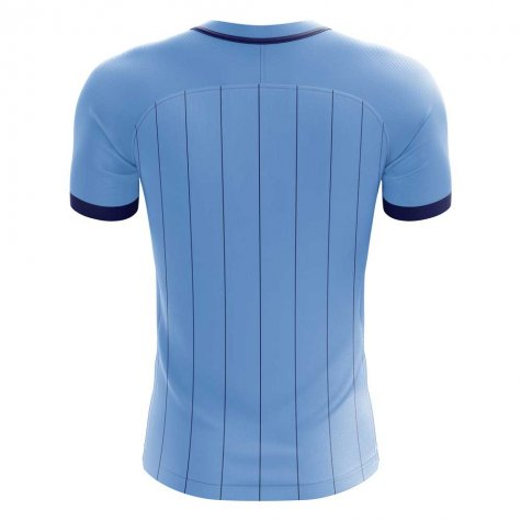 2020-2021 New York City Home Concept Football Shirt - Baby