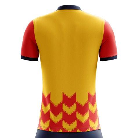 2018-2019 Lecce Fans Culture Home Concept Shirt