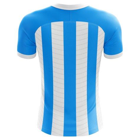 2019-2020 Malaga Fans Culture Home Concept Shirt - Kids