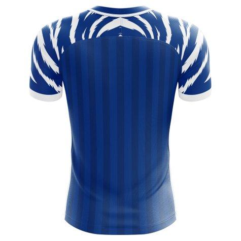 2019-2020 Schalke Fans Culture Home Concept Shirt