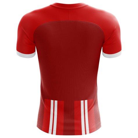 2018-2019 Necaxa Fans Culture Home Concept Shirt