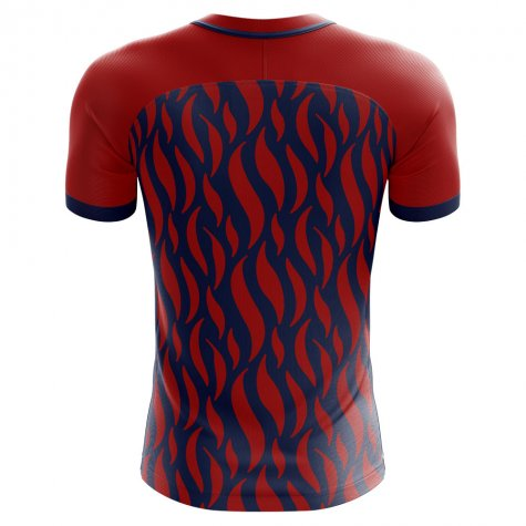 2019-2020 Veracruz Home Concept Football Shirt