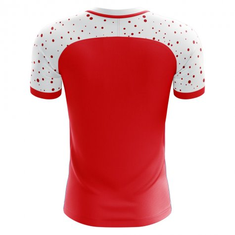 2019-2020 Internacional Home Concept Football Shirt - Kids