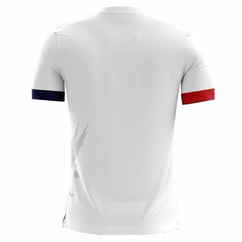 2018-2019 Genoa Fans Culture Away Concept Shirt