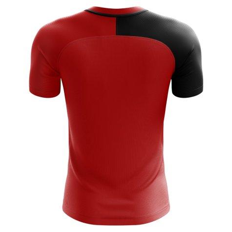 2019-2020 Standard Liege Third Concept Football Shirt - Womens