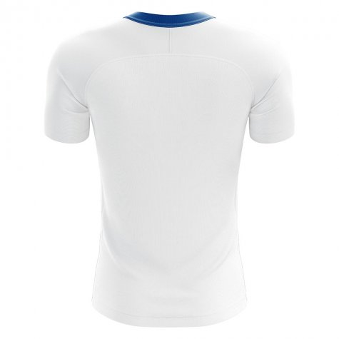 2020-2021 Dynamo Kiev Home Concept Football Shirt (Rebrov 9)