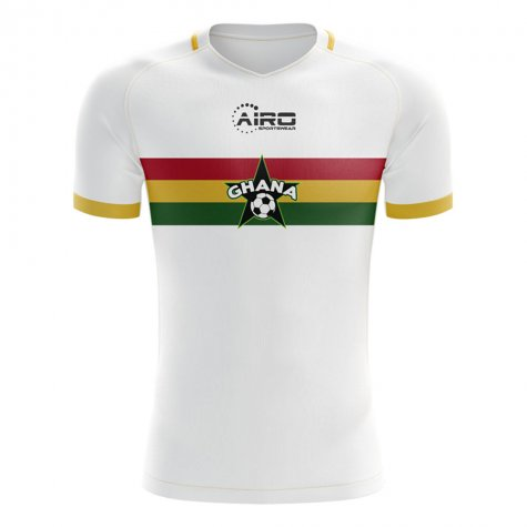 2019-2020 Ghana Away Concept Football Shirt (A. Gyan 3)