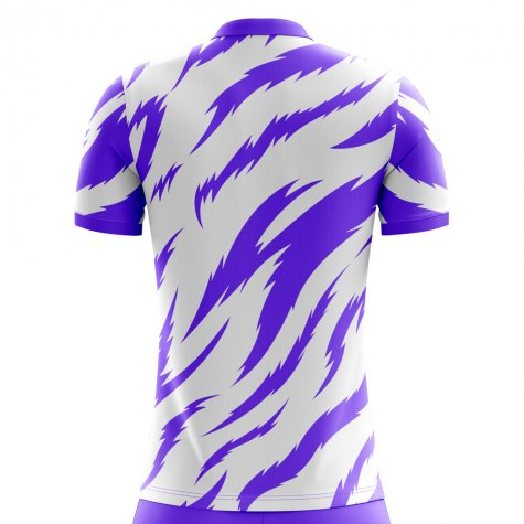 2019-2020 Real Valladolid Home Concept Football Shirt