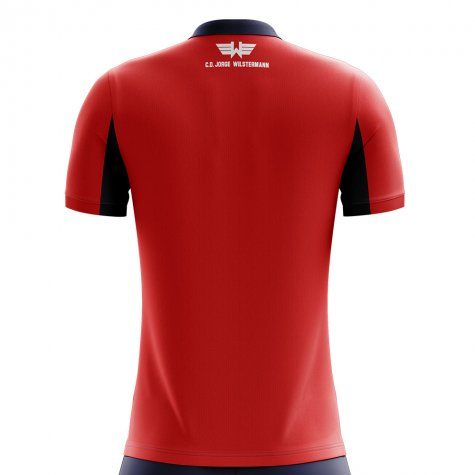 2020-2021 Jorge Wilstermann Home Concept Football Shirt