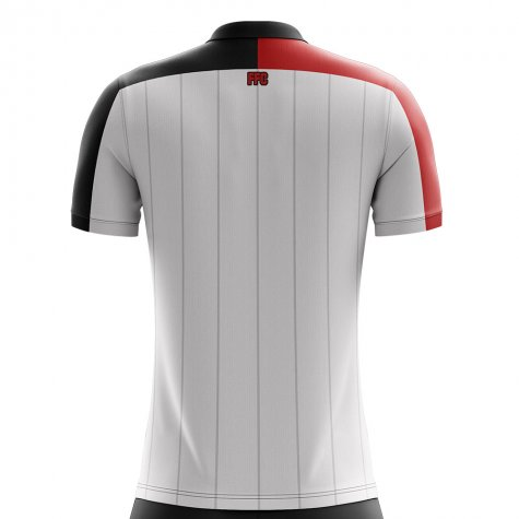 2019-2020 Fulham Home Concept Football Shirt (Best 7) - Kids