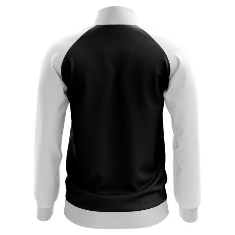 Corinthians Concept Football Track Jacket (Black)
