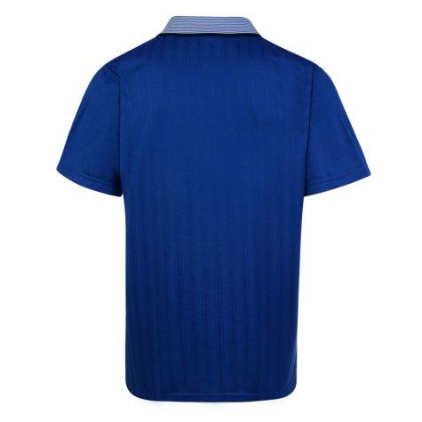 Score Draw Everton 1995 Cup Final Umbro Retro Football Shirt
