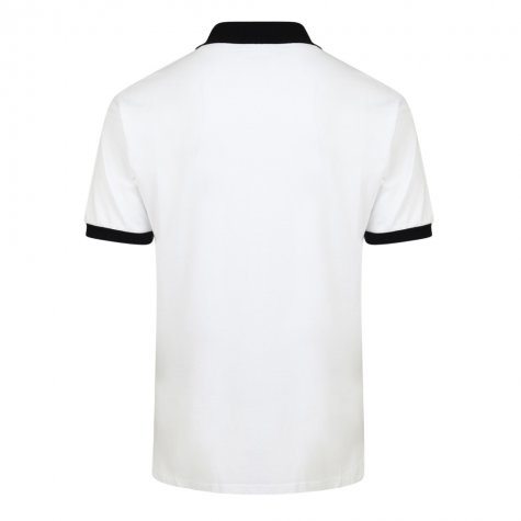 Score Draw Fulham 1975 FA Cup Final Retro Football Shirt