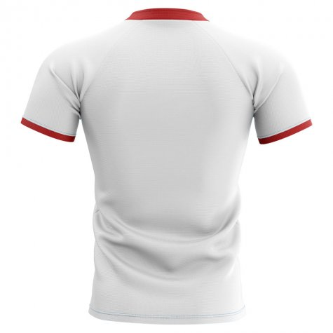 2019-2020 England Home Concept Rugby Shirt - Little Boys