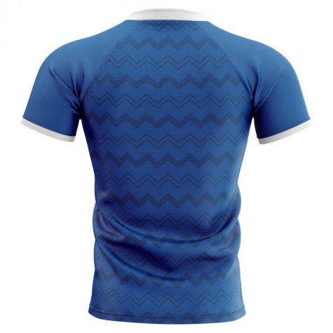 2020-2021 Italy Home Concept Rugby Shirt - Little Boys