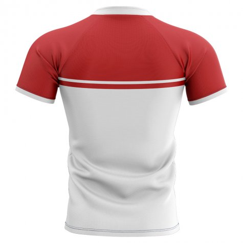 2019-2020 Russia Training Concept Rugby Shirt - Little Boys