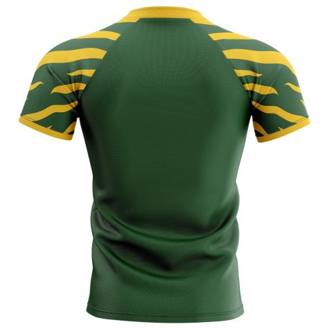 2020-2021 South Africa Springboks Home Concept Rugby Shirt