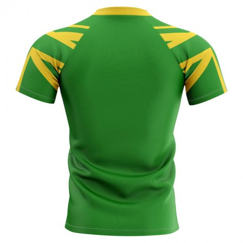 2020-2021 Australia Flag Concept Rugby Shirt - Baby