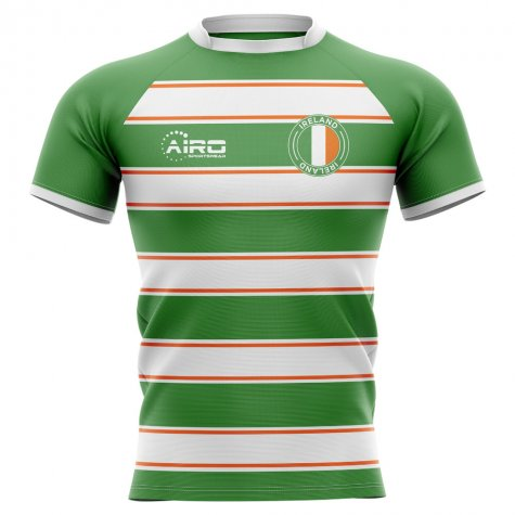 2020-2021 Ireland Home Concept Rugby Shirt (Best 2)