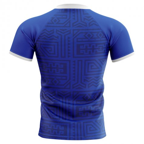 2019-2020 Samoa Home Concept Rugby Shirt - Womens