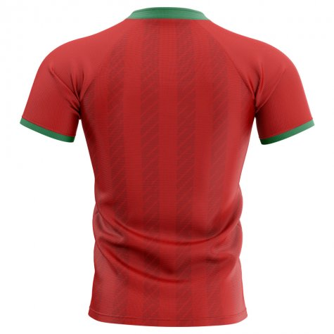 2020-2021 Wales Home Concept Rugby Shirt - Baby