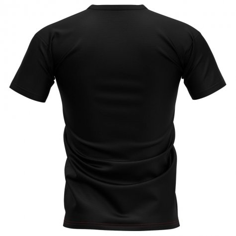 2019-2020 Bahia Third Concept Football Shirt