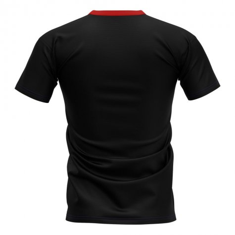 2019-2020 Flamengo Dejan Petkovic Concept Football Shirt - Baby