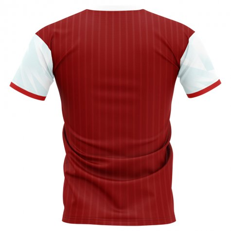 2019-2020 Dennis Bergkamp Home Concept Football Shirt