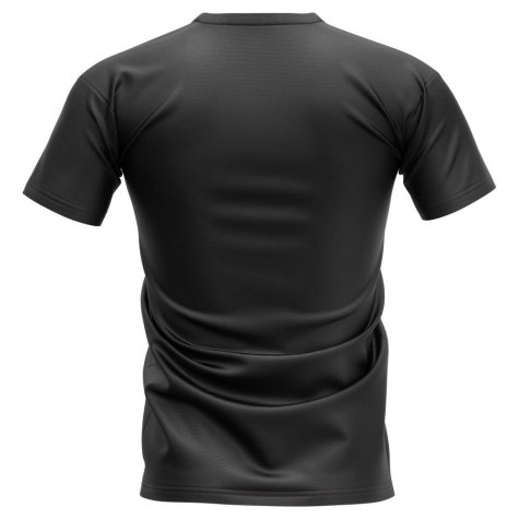 2019-2020 Nigeria Concept Training Shirt (Black)