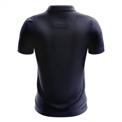 Liberia Football Polo Shirt (Navy)