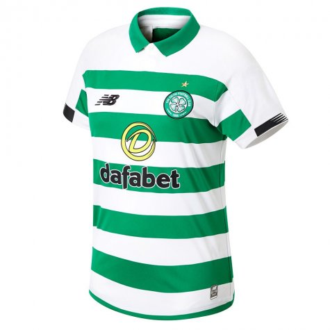 2019-2020 Celtic Home Ladies Shirt (Bauer 13)