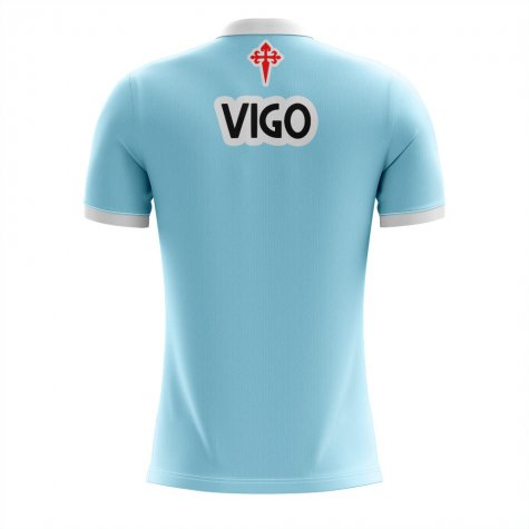 2019-2020 Celta Vigo Home Concept Football Shirt - Baby