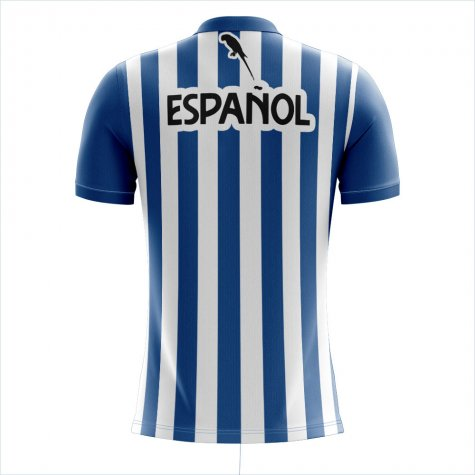 2019-2020 Espanyol Home Concept Football Shirt - Little Boys