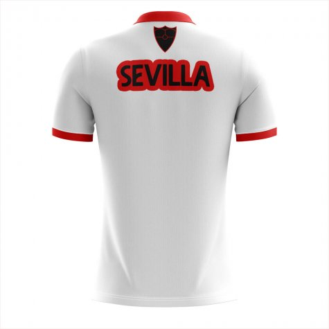 2020-2021 Seville Concept Training Shirt (White) - Little Boys