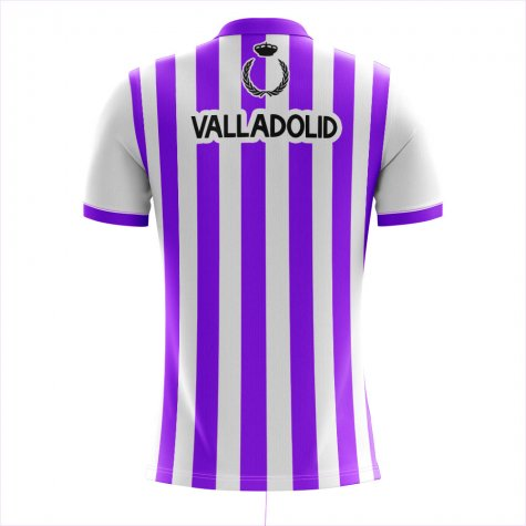 2020-2021 Real Valladolid Third Concept Football Shirt - Kids