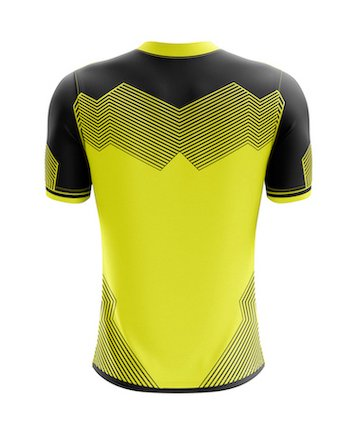 2019-2020 Dortmund Home Concept Football Shirt
