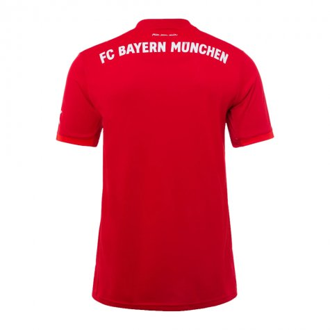 2019-2020 Bayern Munich Adidas Home Football Shirt (Maier 20)
