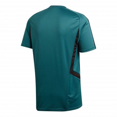 2019-2020 Ajax Adidas Training Shirt (Tech Green) - Kids