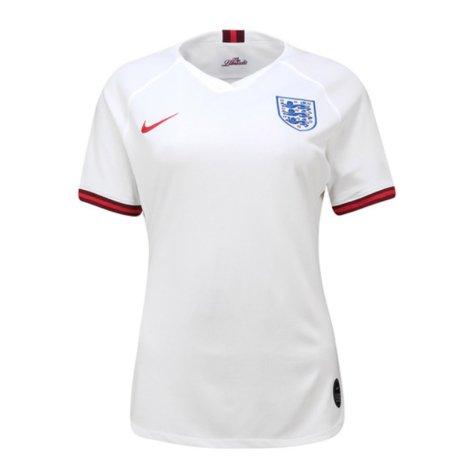 2019-2020 England Home Nike Womens Shirt (Gerrard 4)
