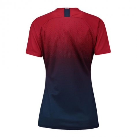 2019-2020 Norway Home Nike Womens Shirt