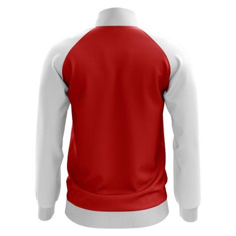Ajax Concept Football Track Jacket (Red)